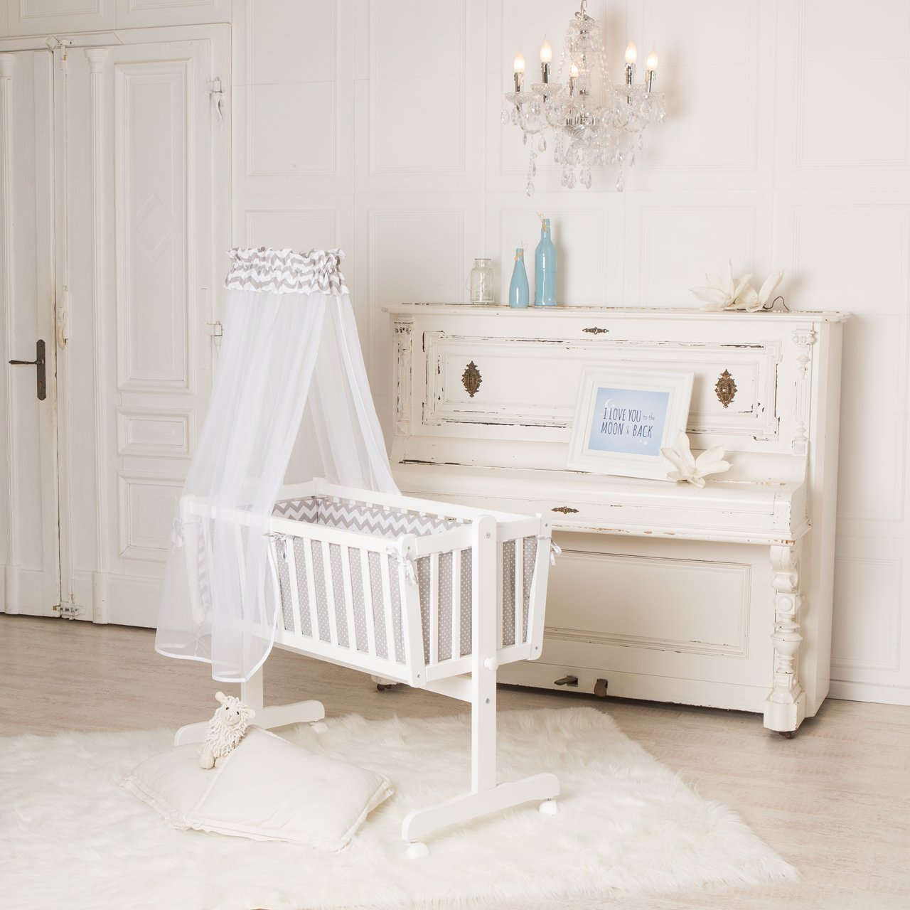 Beautiful Baby Wiege Rezyklierten Materialien Gallery Globexusa . Awesome  ...